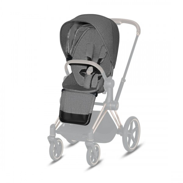 Seat Pack Manhattan Grey Plus