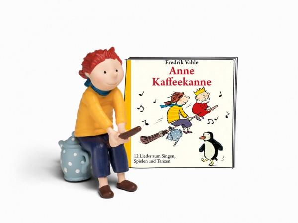 Tonie Hörfigur Anne Kaffeekanne 12 Lieder zum Singen, Spielen und Tanzen