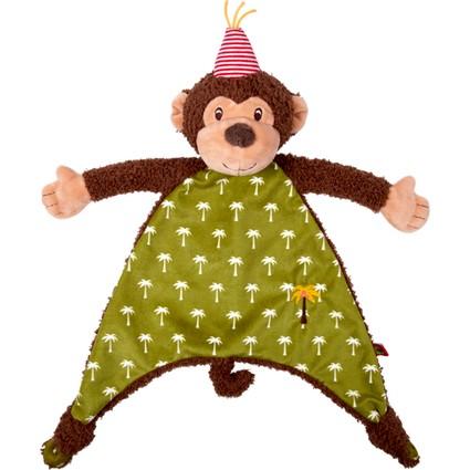 Schnuffeltuch Affe BabyGlück