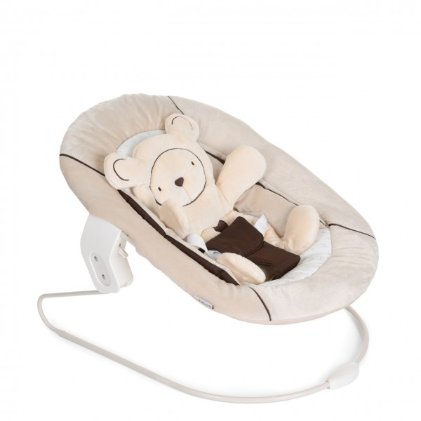 ALPHA BOUNCER 2 IN 1 Hearts beige