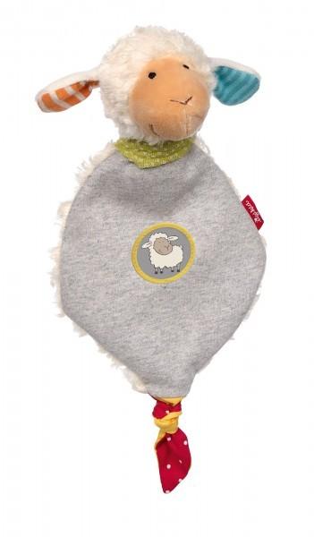 Mini Schnuffeltuch Schaf, Boller Schäfle