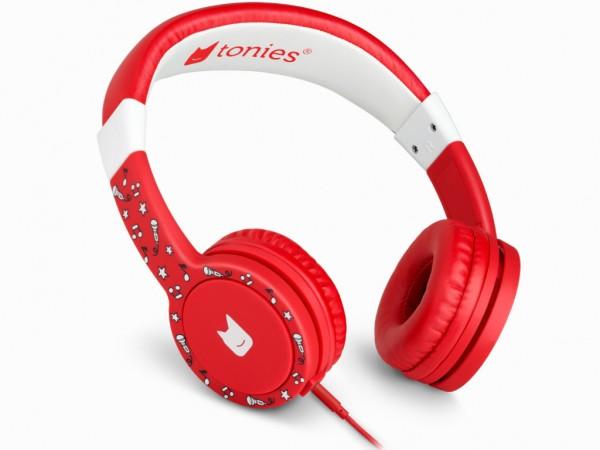Tonie-Lauscher Rot