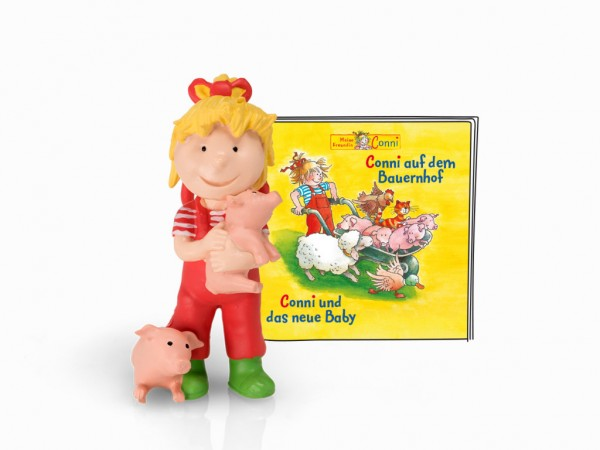 Tonie Conni auf dem Bauernhof / Conni und das neue Baby