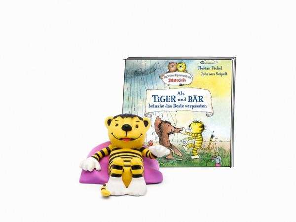 Tonie Janoch - Als Tiger und Bär beinahe das Beste verpassten