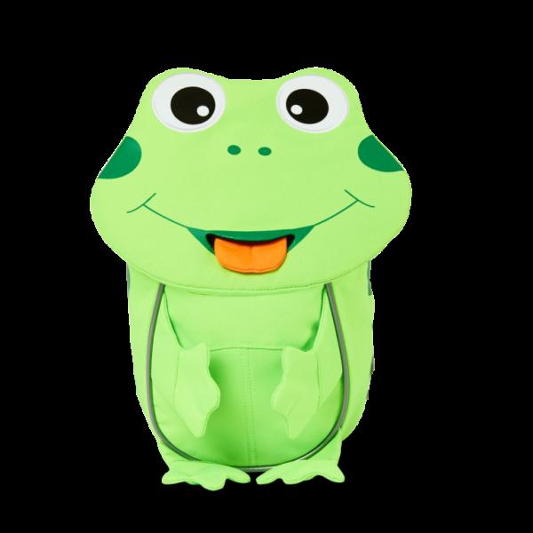 Kleiner Freund Frosch neongrün
