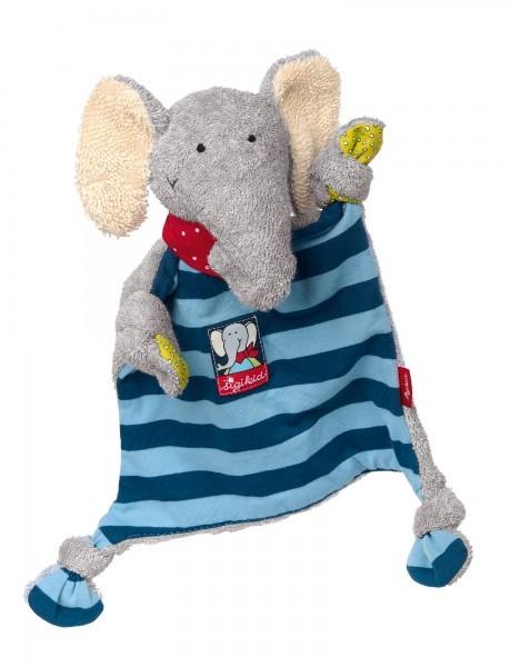 Schnuffeltuch Elefant Lolo Lombardo