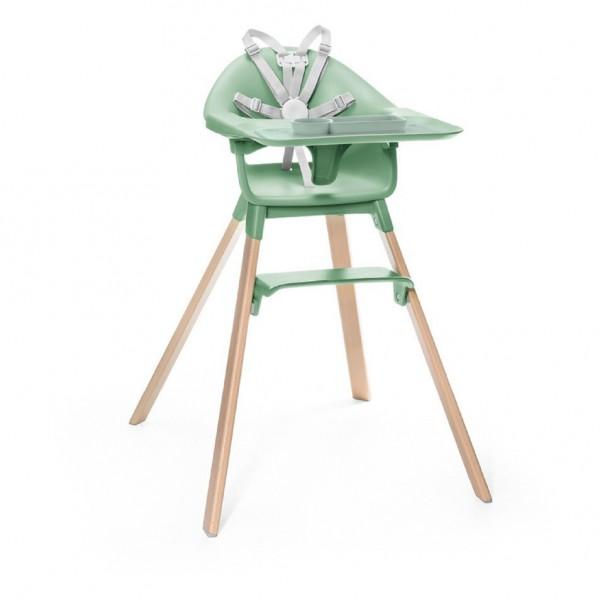 Clikk green mit Sitzkissen