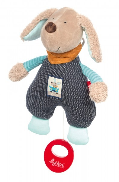 Spieluhr Hund, Hügge Hug