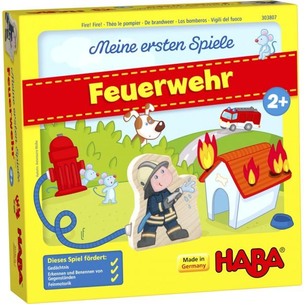 Meine ersten Spiele – Feuerwehr
