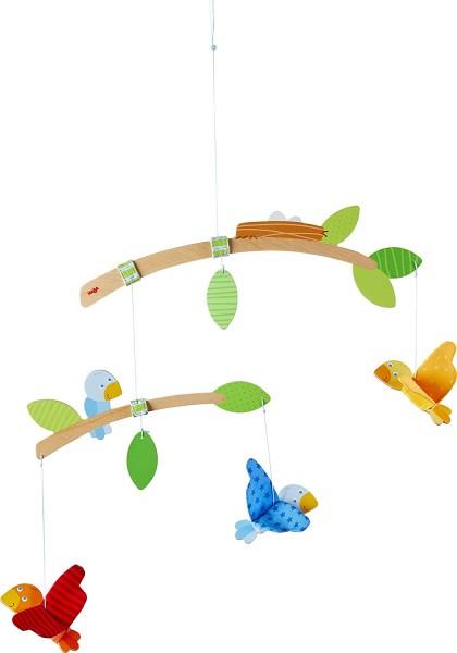 Mobile Vögelchen