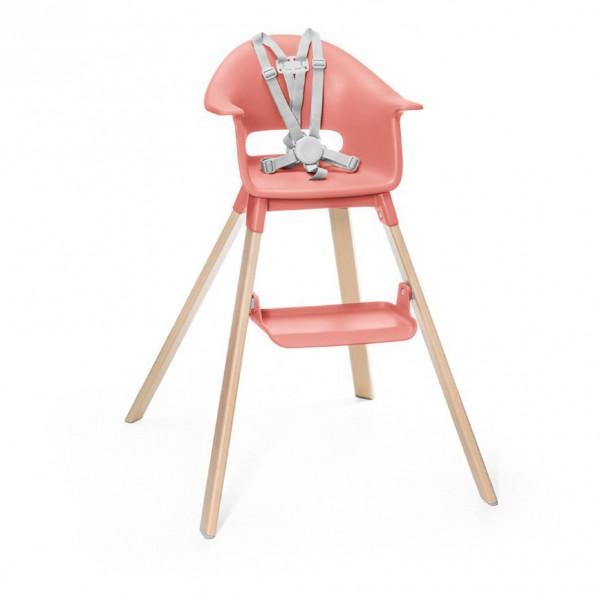 Clikk coral mit Sitzkissen