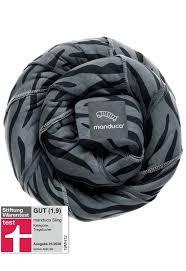 Manduca Babytragetuch limited edition zebra