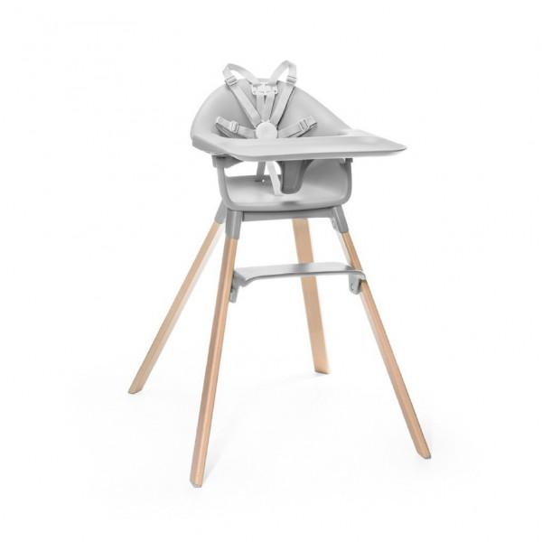 Clikk grey mit Sitzkissen