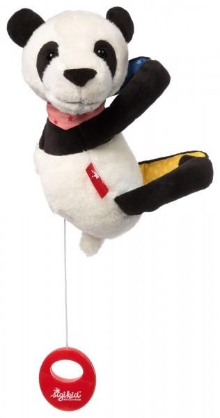 Hängespieluhr Panda