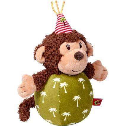 Steh-auf-Affe mit Glockenspiel BabyGlück