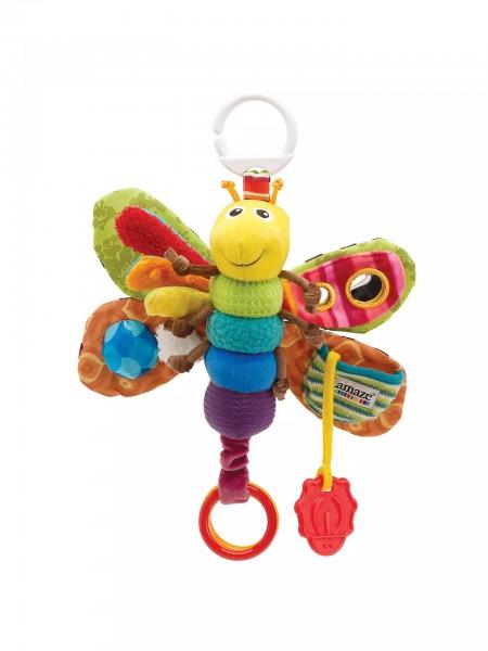 Lamaze Freddie das Glühwürmchen Firefly, Play & Grow Motorik Baby Spielzeug